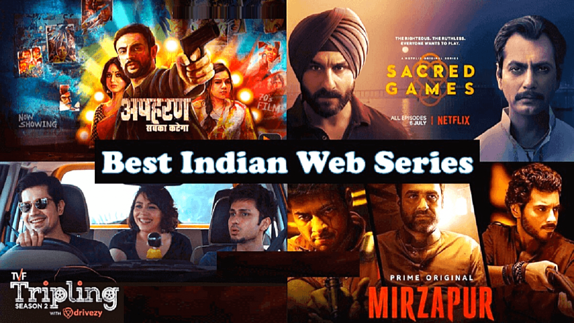 Top 5 Best Indian Adult Web Series To Watch Online in 2020