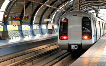 Delhi Metro Yellow Line: History, Route, and Station